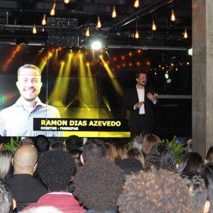 Ramon Azevedo, diretor da Fundepar