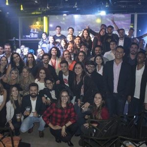 Integrantes das startups Lemonade 10
