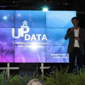 Startup finalista que vai protipar projeto em Israel: UpData