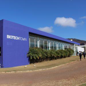 BiotechTown: primeiro centro integrado e privado a fornecer ambiente e recursos para o desenvolvimento de empresas, produtos e negócios nas áreas de Biotecnologia e Ciências da Vida