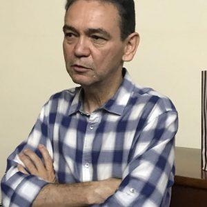 Ivar Gontijo em palestra no Departamento de Física UFMG (2)