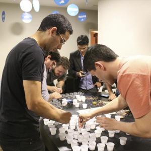 Participantes Lemonade_mão na massa