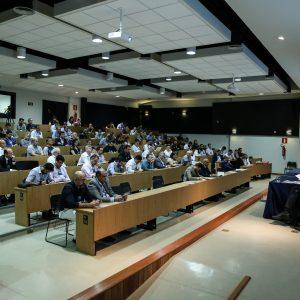 Evento reuniu mais de 160 participantes