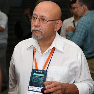 Pesquisador da UFMG Ramon Molina