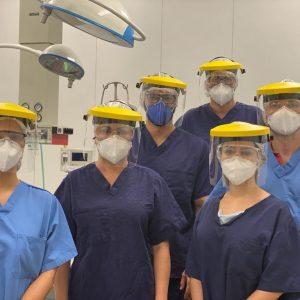HRTN 6 - Equipe anestesia