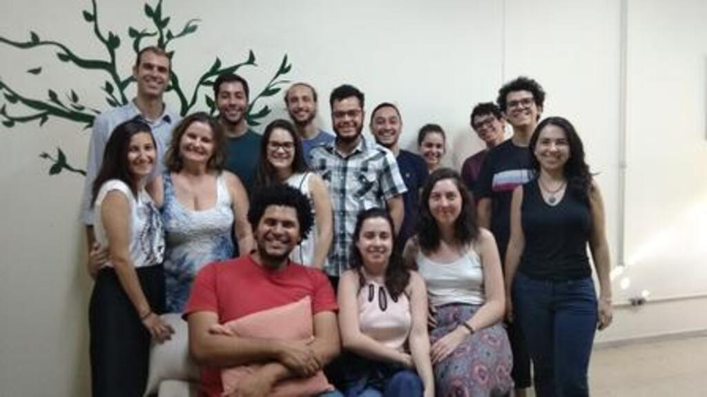 Equipe do Plantão Psicológico, projeto de extensão da UFMG: atendimento humano, acolhedor e diferenciado.